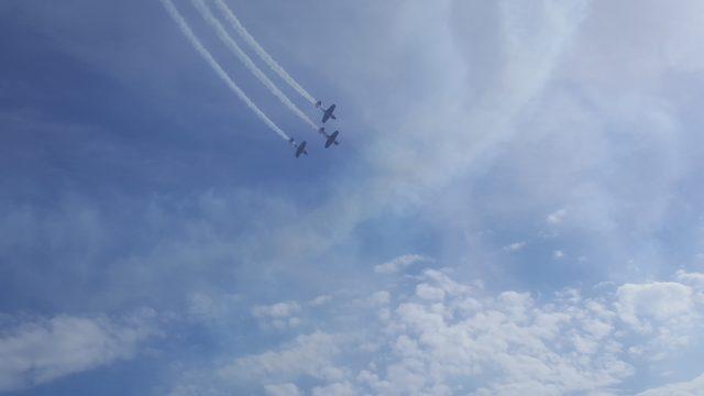 Spectacol Aviatic Baia Mare
