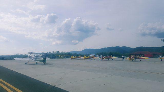 Air Show Baia Mare