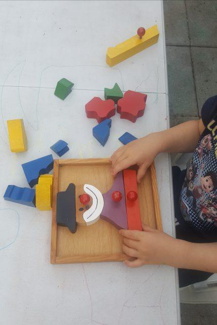 Gradina Copiilor Puzzle Mai 2019